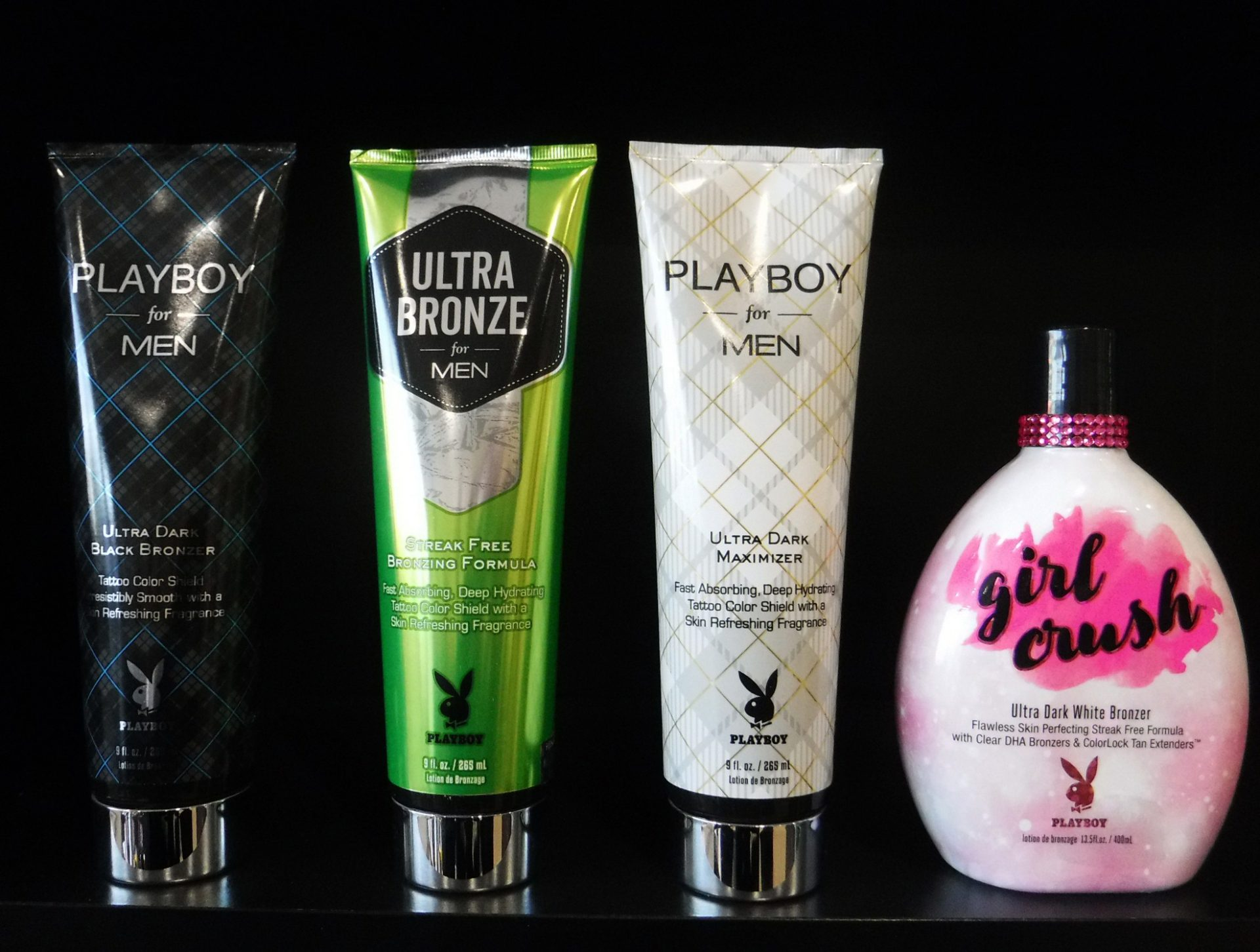 playboy lotions
