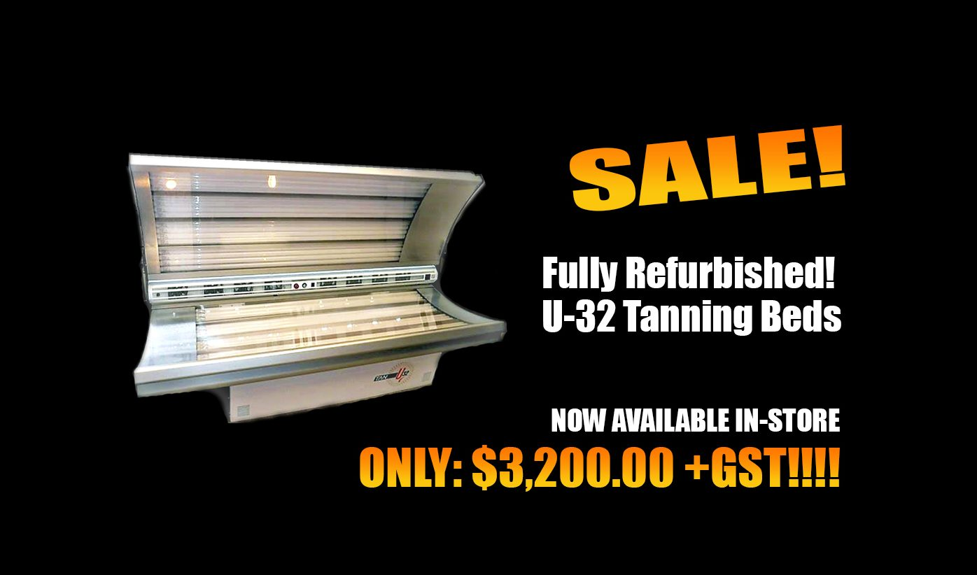 SALE tanning BED