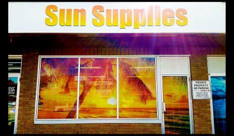 Sun Supplies Storefront